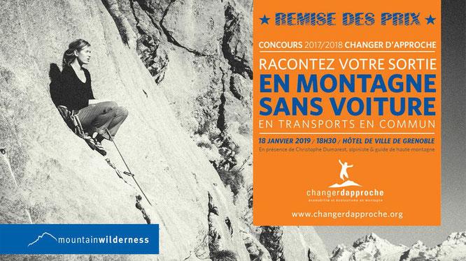 """Nous voulons travailler un un système de covoiturage Domène/Freydières le plus fonctionnel possible, à la fois pour ceux qui montent se balader et pour ceux qui montent à la """"Géli"""". Demain je participerai à la soirée en mairie de Grenoble."""