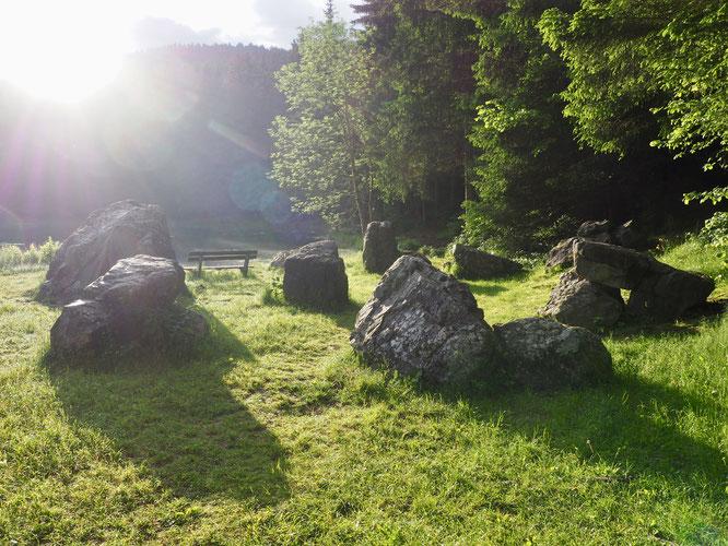 Entre les nuages et les pluies on a de temps en temps un petit moment de soleil, et on apprécie du coté de Freydières !