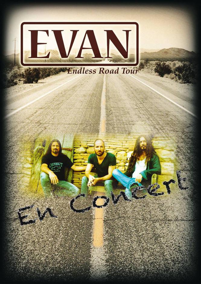 Evan ce soir à la Gélinotte !