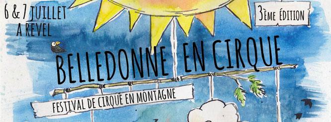 Réunion de préparation mardi prochain : devenez bénévole de l'événement Belledonne en Cirque (voir lien ci-dessus)