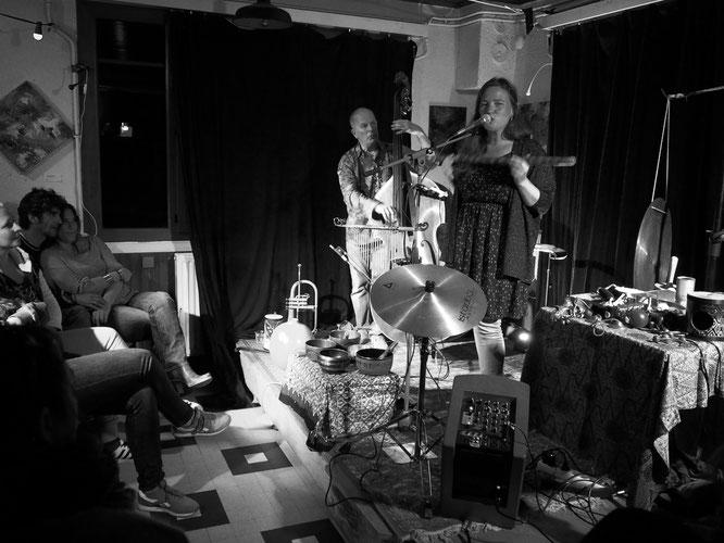 Bien belle soirée ce weekend à la Gélinotte avec Joäk Duo. Un grand merci à vous !