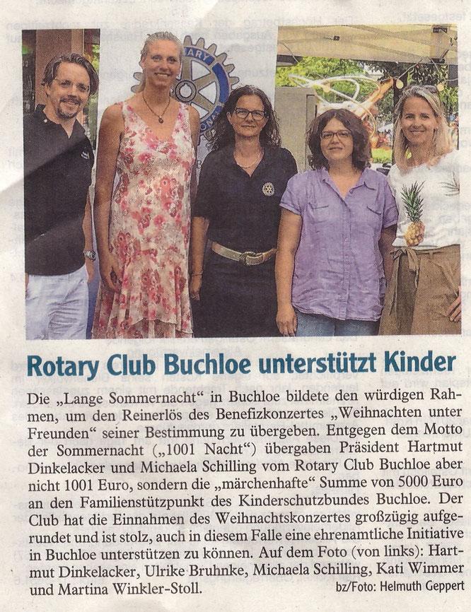 Buchloer Zeitung am 29.06.2017