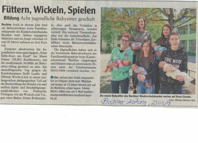 Buchloer Zeitung - 23.05.2019