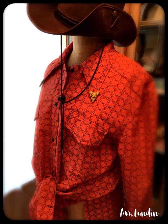 Cowboyhut Cowboyhemd