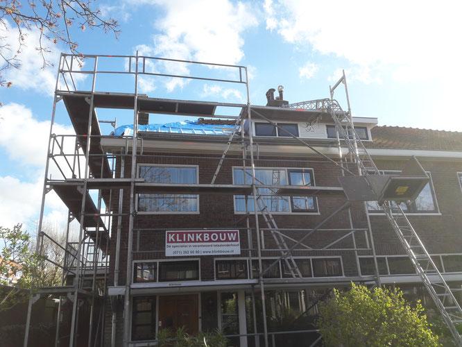 Dakdekker Leiden renovatie dak vervangen dakpannen