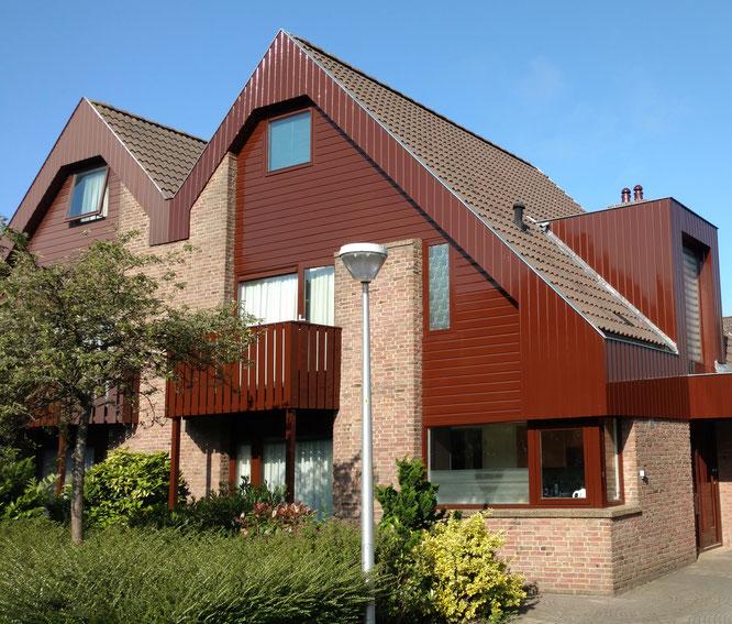 houtrot vervangen houten kozijnen ramen deuren isolatieglas rabatdelen in Monster Den Haag