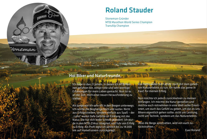 Stoneman-Gründer Roland Stauder