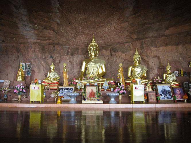 BUDDHAS SEGEN KANN NICHT SCHADEN