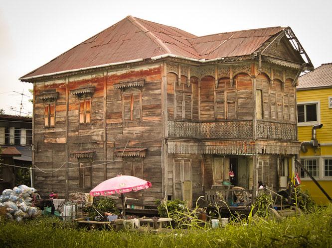 PORTUGIESEN VIERTEL IN BANGKOK