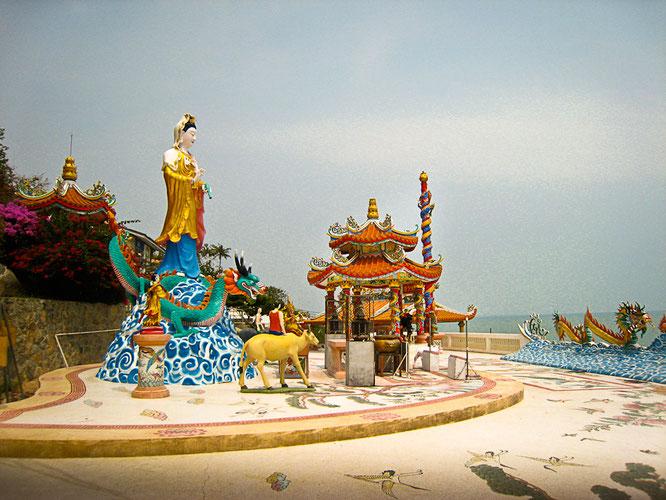 khao takiab chinese tempel hua hin