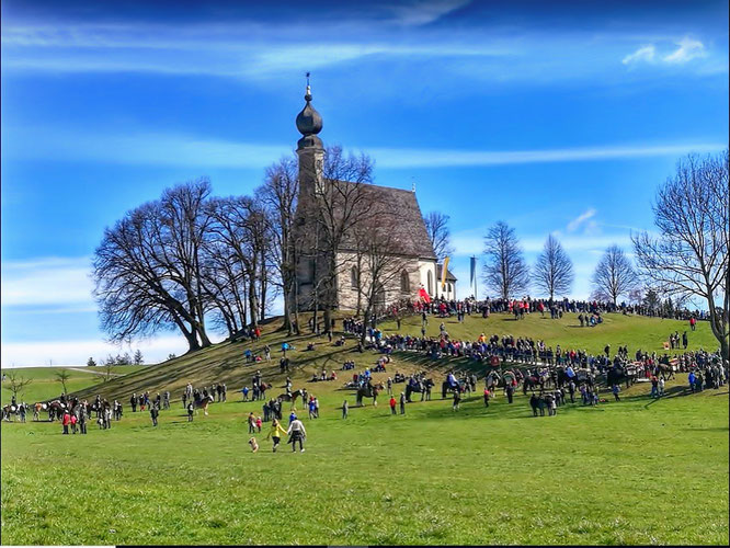 Ettendorfer Kircherl Traunstein