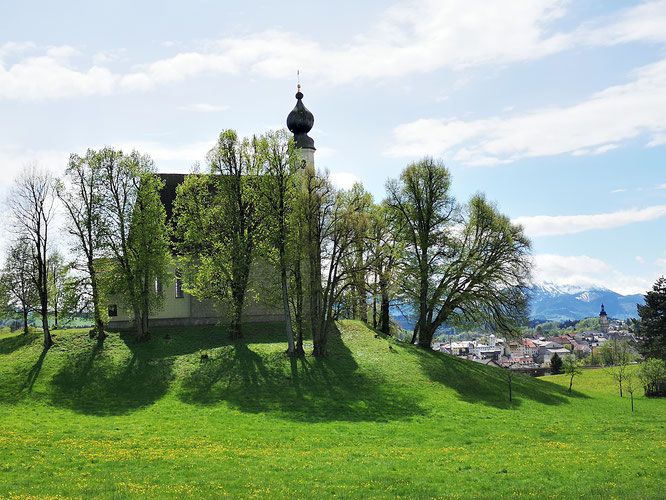 Ettendorfer Kircherl Traunstein Ettendorf