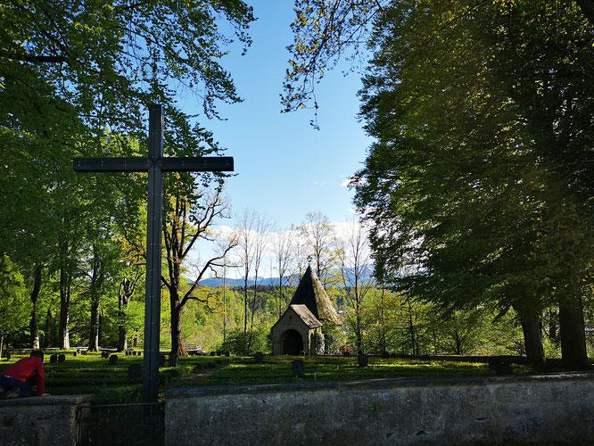 Kriegsgräberstätte Traunstein