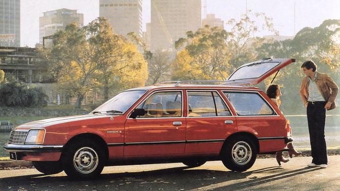 Holden Commodore VB Pressefoto