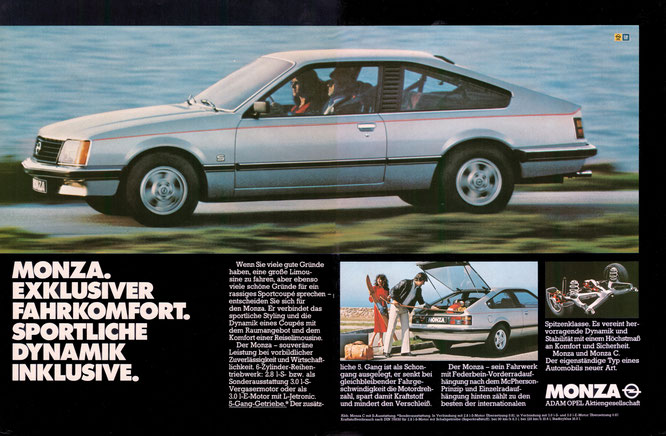 sport auto 3/1980