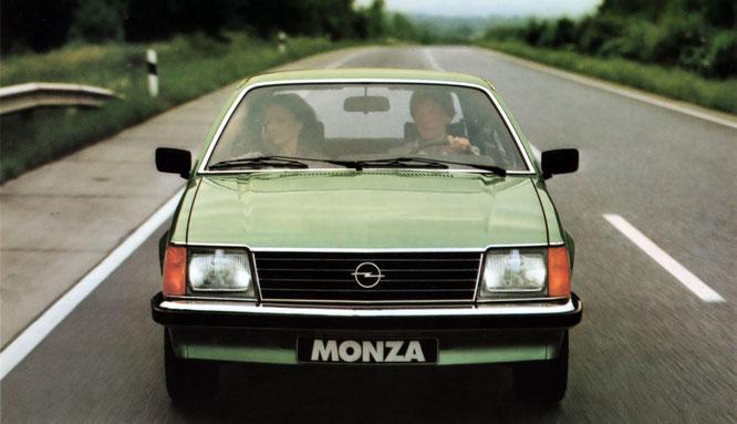 Opel Monza S