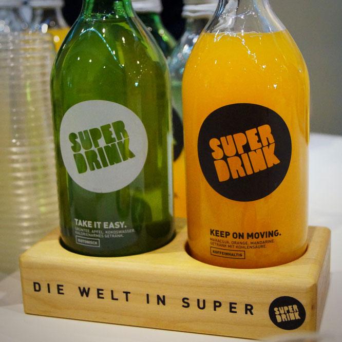 Superdrink Limonade