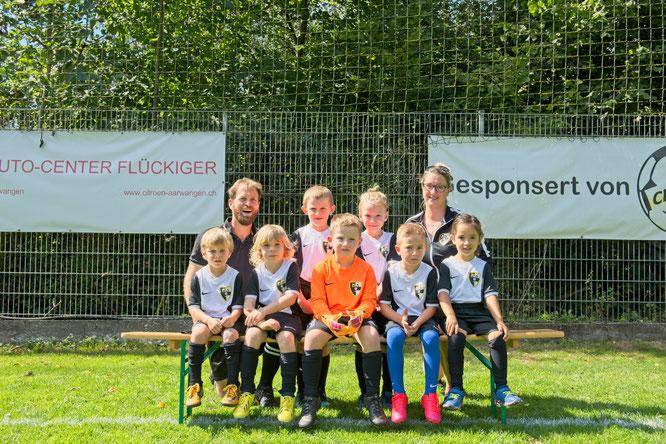 Junioren G  FC Aarwangen