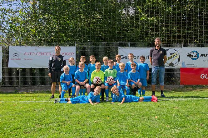 Junioren F FC Aarwangen