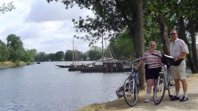 Fast noch schöner als an der Loire selbst: romantische Idylle am Nebenfluss Cher