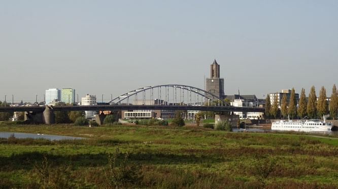 Niederrhein bei Arnheim (Holland)