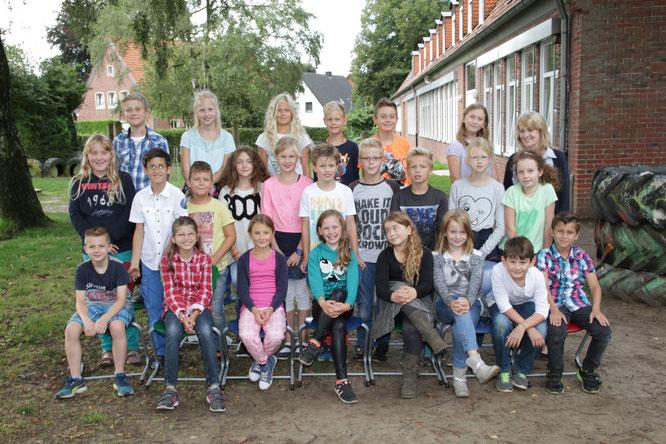 Klasse 4a von Frau Dänekas- Stüeken