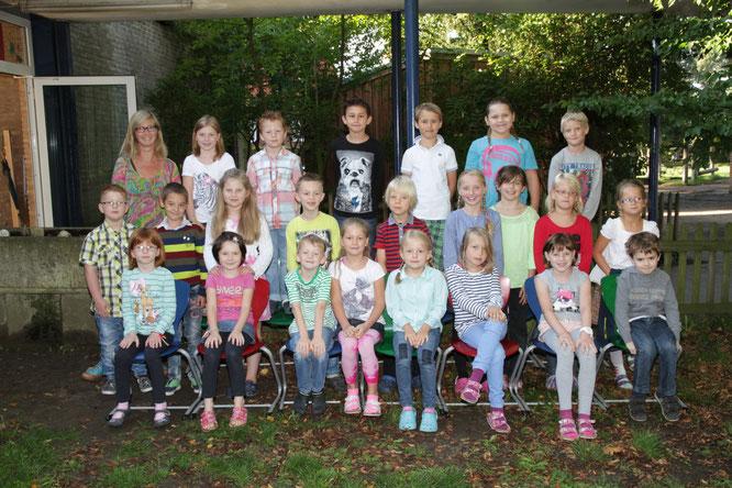 Klasse 2c von Frau Altena