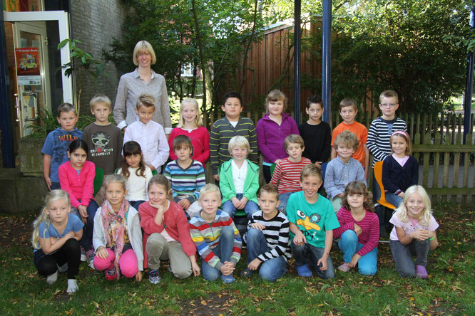 2a Klasse von Frau Büning