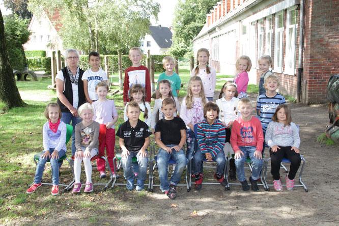 Klasse von 1b Frau Holtkamp- Ketteler