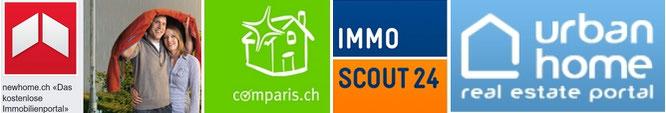 Gute Immobilienportale Schweiz
