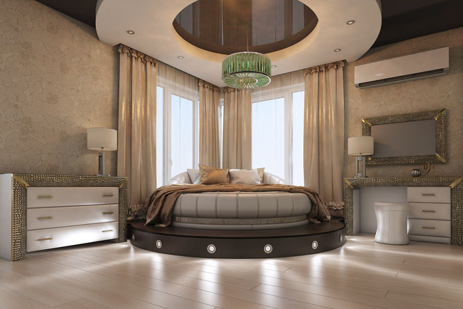 солнечная долина дизайн спальня