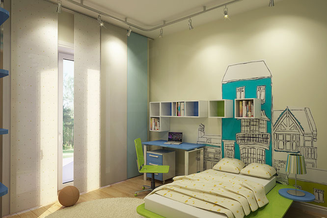 """дизайн детской комнаты для мальчика """" дизайн интерьера """""""