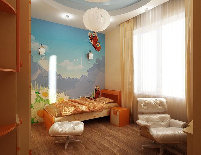 """дизайн детской комнаты для девочки  """" дизайн интерьера """""""