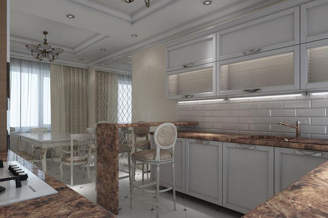 загородный дом дизайн интерьер