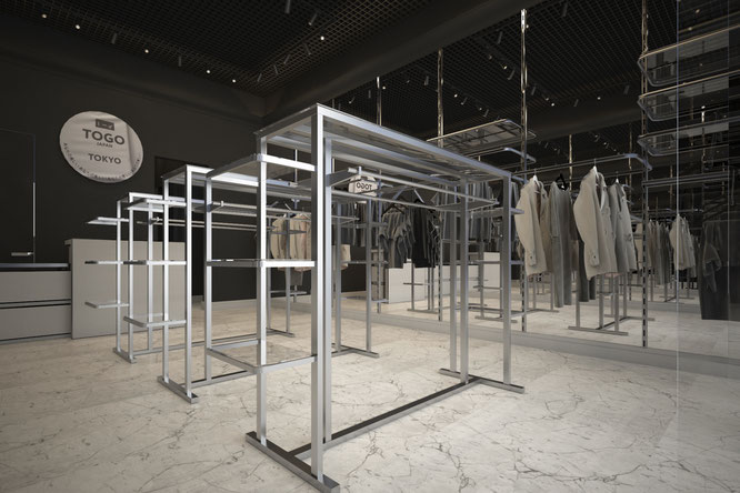 дизайн магазина того обнимишка торговый павильон