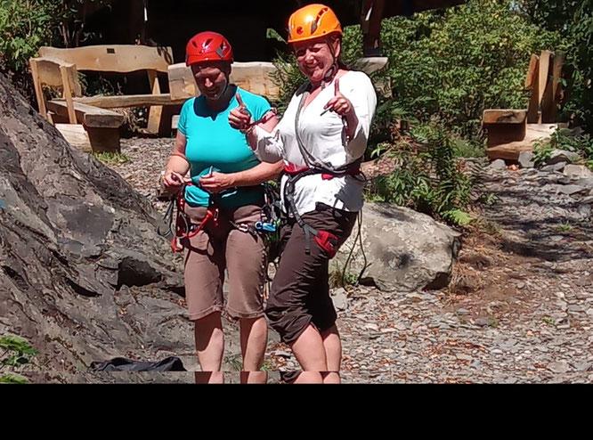 Klettersteig Zittauer Gebirge : Kl kletterwochenende zittauer gebirge kletterservice s webseite
