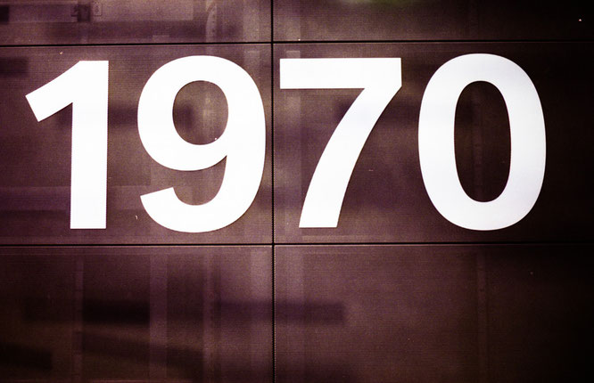 1970 -neunzehnsiebzig
