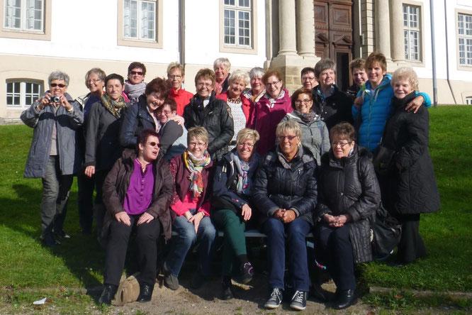 Damenabteilung, Damenausfahrt, SK Salzhausen, Schützendamen