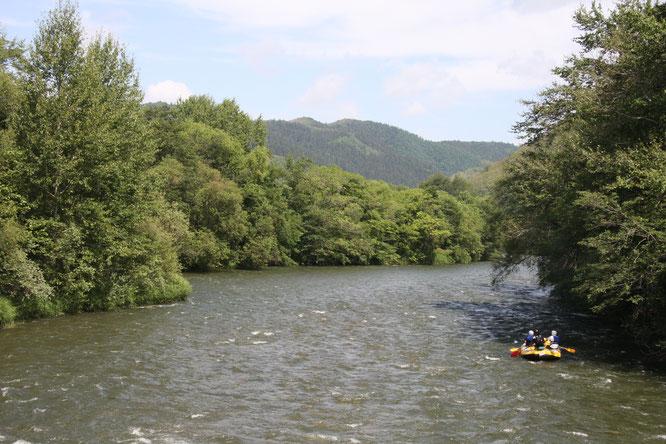 富良野Rafting