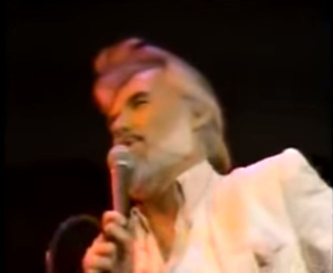 Kenny Rogers - Love Will Turn You Around ( Live On Concert ...