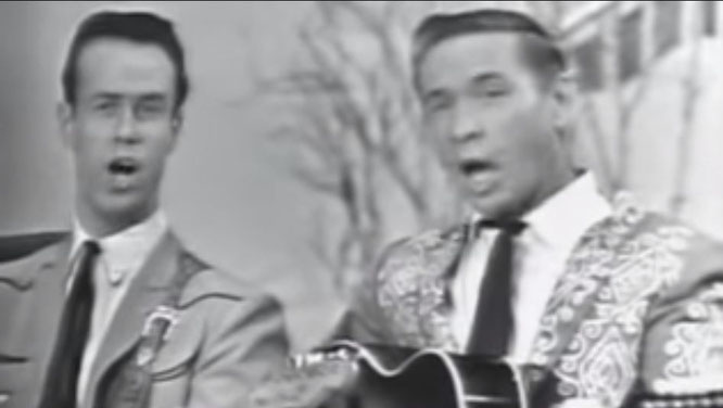 Buck Owens - Love's Gonna Live Here (Live Video From The Jimmy Dean