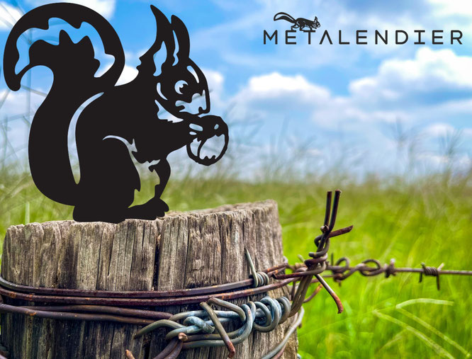 De leukste metalen dieren