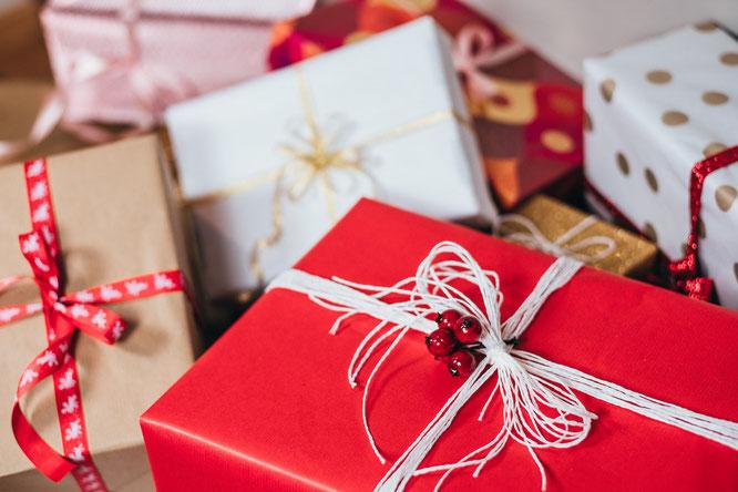 met de feestdagen online winkelen