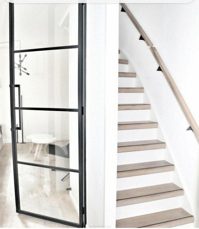 Een zwat-wit interieur gezellig maken