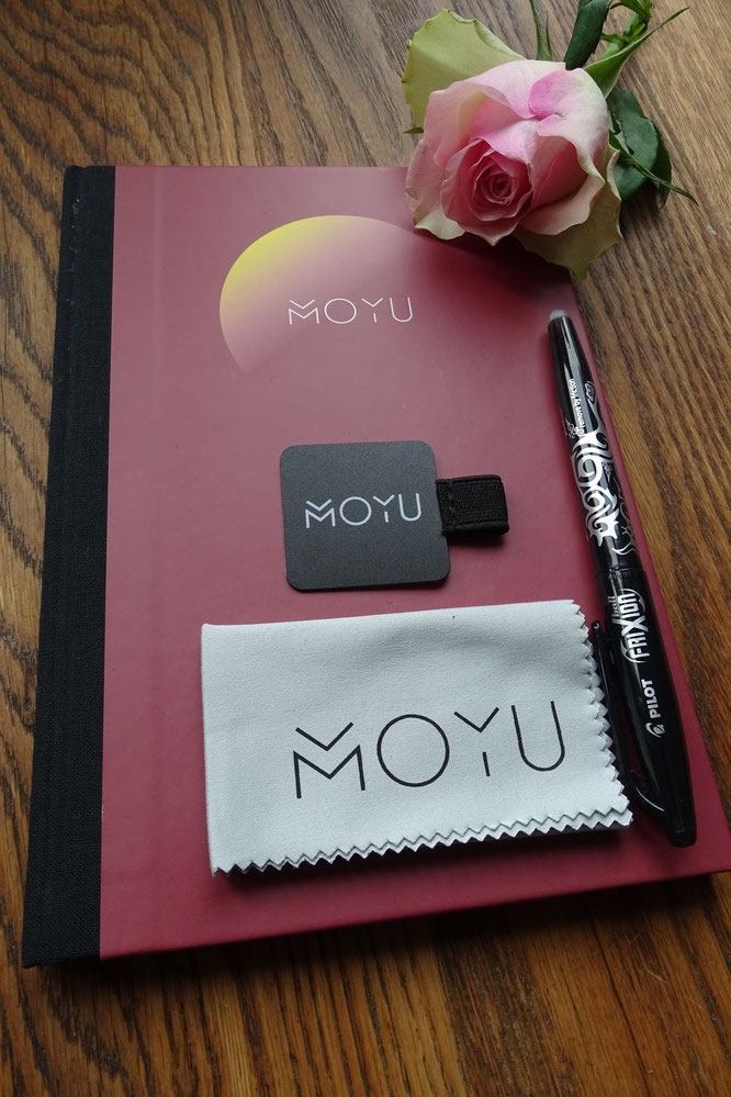 MOYU notebooks review