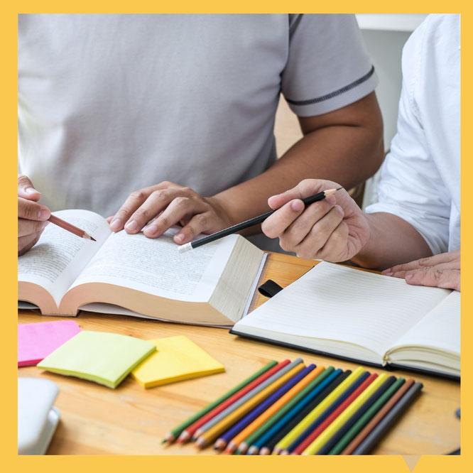 Leren met dyslexie: toetsen maken