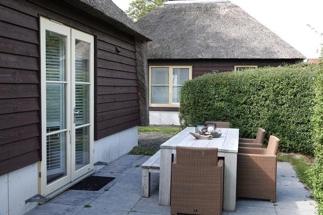 Wellness vakantiehuis met sauna aan zee te Schoorl