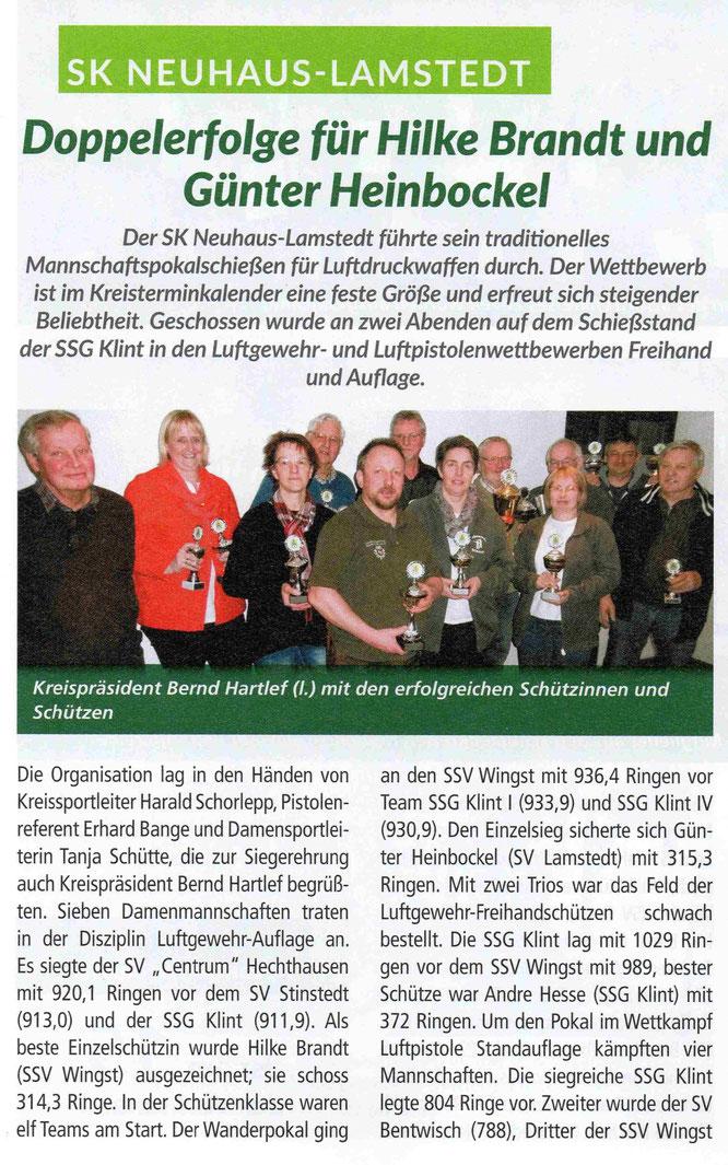 Der Norddeutsche Schütze 04/2020