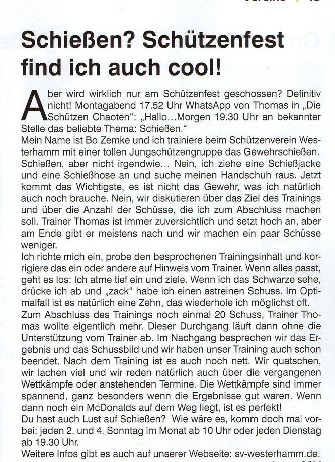 Land Hadeln Magazin / 2. Jahrgang / Heft 3 / April 2018