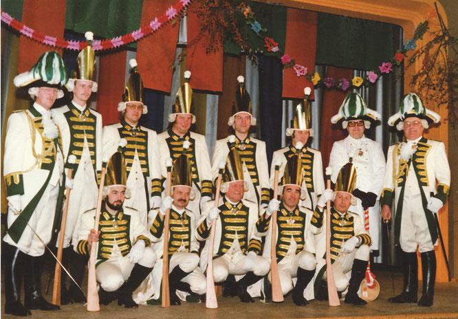 Prinzenwache von 1980